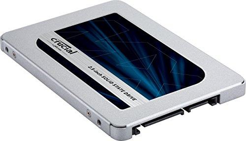 crucial 英睿达 MX500 1TB 3D NAND SATA 固态硬盘