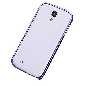 雪奈儿 三星s4手机壳i9500金属边框i9508超薄海马扣i959保护壳i9505