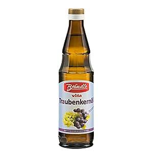 Brändle 布兰德勒 葡萄籽油 清香食用油 500ml(德国进口)