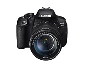 Canon 佳能 EOS 700D 数码单反套机(EF-S 18-135mm f/3.5-5.6 IS STM)