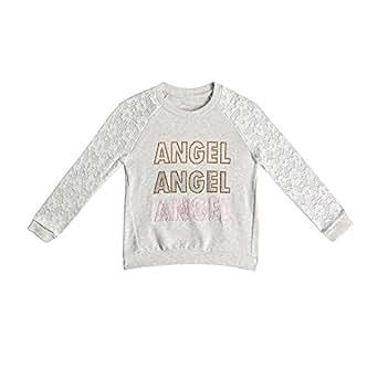 Angel Sky 空中天使 女童 套头衫 341602650011 灰白 120/60