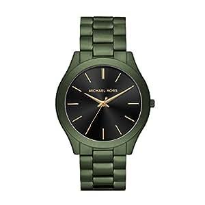 Michael Kors 迈克·科尔斯 男士 指针式石英手表 不锈钢表链 MK8715