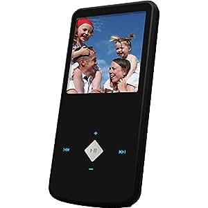 Ematic EM164VIDB 1.5-Inch 4GB MP3 Video Player (Black)