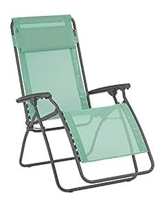 Lafuma R CLIP 休闲躺椅 绿色 87x68x114 cm