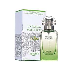 Hermes爱马仕 空中花园/屋顶花园香水 EDT 50mL(包邮包税)法国品牌