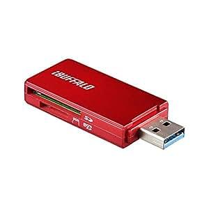 iBUFFALO USB3.0 microSD/SD卡*读卡器 BSCR27U3系列BSCR27U3RD