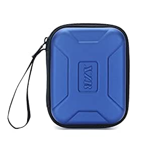 SUMAX EVA 防震 2.5 英寸便携式外置硬盘携带箱外置电池组用于 WD Elements Seagate Backup Plus Toshiba Canvio 便携式YPB_L