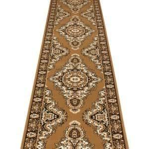 turkesh 金色–Hall & 楼梯地毯 Runner (可任意长度达30米)