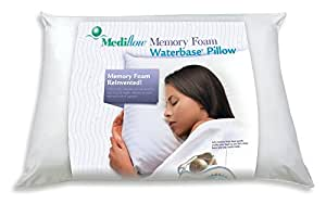 【亚马逊进口直采】Mediflow 美的宝 记忆凝胶安眠水枕头 Mediflow Original Memory Gel Foam Waterbase Pillow