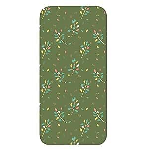 智能手机壳 透明 印刷 对应全部机型 cw-1321top 套 花朵图案 花 UV印刷 壳WN-PR491158 Xperia Z3 SO-01G 图案D