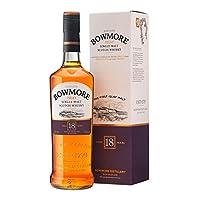 Bowmore 波摩18年艾莱单一麦芽苏格兰威士忌750ml