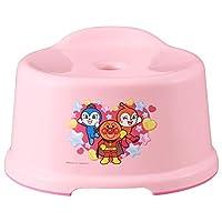 OSK 面包超人 洗澡系列 粉色 25.3×22×15.3㎝ BA-12