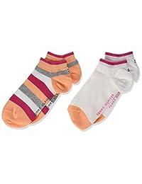 Tommy Hilfiger 汤米·希尔费格男童袜(2 双装) Pink (Pink Lady 026) 39 (Manufacturer Size: 39/42)