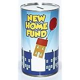 CanTastic New Home Fund,罐装储蓄罐 17.5 cm 大号