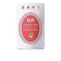 B&B 保宁 奶瓶清洁剂 泡沫型 500ml 袋装 (新老包装更换中)