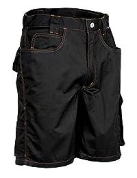 Cofra V068-0-05.Z64 短裤瓷砖,黑色/黑色,64