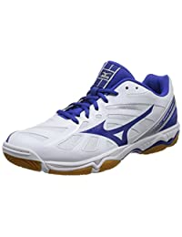 Mizuno 美津浓 男 排球鞋 WAVE HURRICANE 3 3129Q3-WAVE HURRICANE 3
