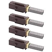 ApplianPar 真空马达碳刷 适用于 Ametek Lamb 2311480 333261 33326-1 4件