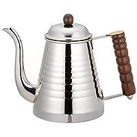 Kalita 滴滤式咖啡壶  银色 1L