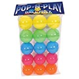 Marshall Pet Products Pop-N-Play 球包 1-包每包 1 条