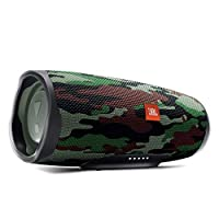 JBL CHARGE4 音乐冲击波四代 便携式蓝牙音箱 低音炮 户外迷你音箱 桌面音响 迷彩
