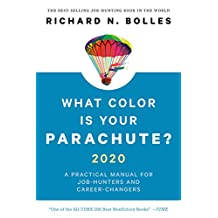 What Color Is Your Parachute? 2020: A Practical Manual for Job-Hunters and Career-Changers (English Edition)