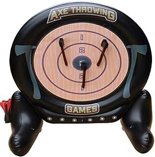 MD Sports 2 合 1 斧头投掷和飞镖板挑战
