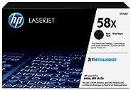 HP 58X | CF258X | Toner Cartridge | 黑色 | 高产量