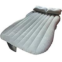 皓邦 HB 植绒布充气床车载充气床 自驾游装备 分体式车震床 汽车自驾旅行床 气垫床 灰色(供应商直送)
