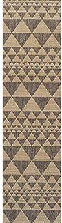 地毯直接地毯 灰色 60cm x 180cm 31476