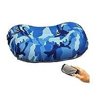 Trekology ALUFT 充气U型枕旅行枕头便携吹气U枕飞机火车坐车护脖子可折叠护颈枕颈椎枕