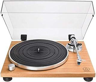 Audio-Technica 铁三角 AT-LPW30TK 唱机,带皮带驱动木质