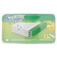 Swiffer - 拖把湿巾(12 片)