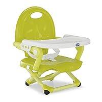 意大利 Chicco 智高 婴儿 多功能 可折叠 餐椅(草绿色)6个月以上 CHIC00079340550000