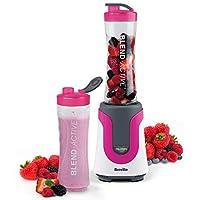 Breville VBL134 混合活性个人搅拌机,300 W - 粉色 粉红色 VBL134