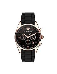 ARMANI 阿玛尼 意大利品牌 时尚商务休闲非机械表多功能石英男士手表 AR5905