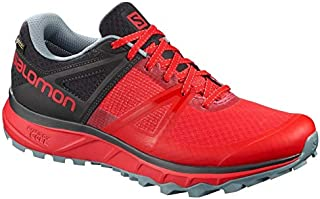 Salomon 男士 Trailster GTX 越野跑鞋