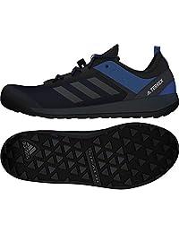 adidas 中性款成人 ' terrex Swift SOLO 运动户外鞋