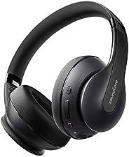 Anker 安克 Soundcore Life Q10 无线蓝牙耳机 头戴式 折叠式 高分辨率认证 音质 60小时播放时间 快速 USB-C充电 深重低音 辅助输入 旅行 在线课堂 家庭办公