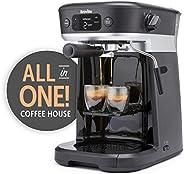 Breville 铂富 VCF117 浓缩咖啡可过滤多合一胶囊咖啡机