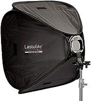 LastoLite LL LS2462 24x24 英寸 Ezybox 热靴,带支架(黑色)