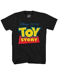Disney Pixar 玩具总动员 Disneyland 世界 T 恤 趣味幽默男式图案 T 恤