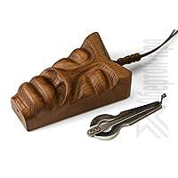 基础洗发套套装 - Cool Trance Sound Jaw Harp,保护套 - 仅是一件艺术品