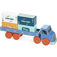 Vilac Vilac2358 Vilacity Container Truck