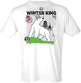 Spacecraft 冬季 King T 恤