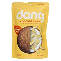 Dang Salted Cacao 椰子薯片 3.17 Ounce (1 Count)