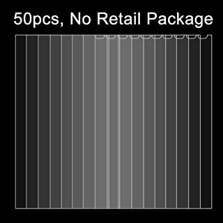 alsatek 100 件钢化玻璃屏幕保护膜 0.26 毫米 9H 2.5D 适用于索尼 Xperia Z/L36h