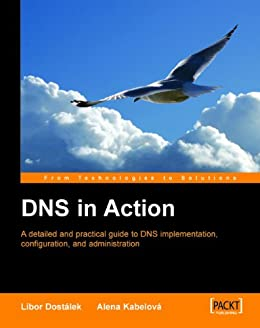 """DNS in Action: A Detailed and Practical Guide to DNS Implementation, Configuration, and Administration (English Edition)"",作者:[Alena Kabelová, Libor Dostálek]"