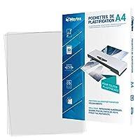 Waytex 塑封膜,A4,125微米,光泽,透明,50件