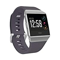 Fitbit Ionic 智能運動手表 心率測量 游泳防水